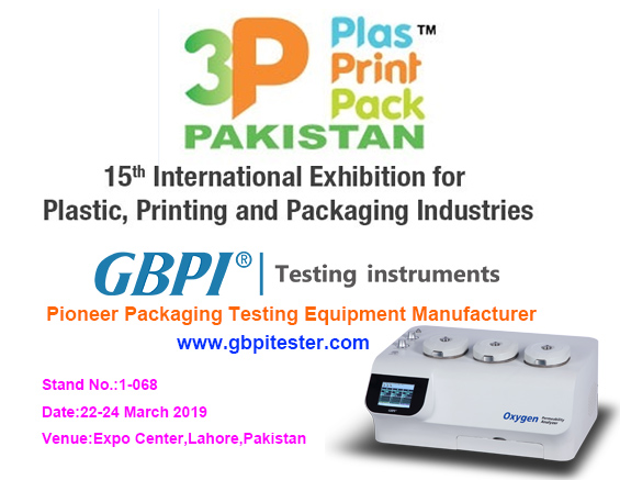 GBPI Will Exhibite At 3P Pakistan 2019