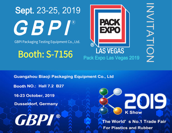 GBPI will exhibit